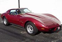 Corvette Models C1 to C6 - Precision Motive